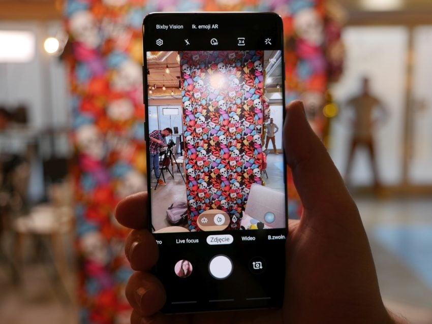 Pierwsze wrażenia - Samsung Galaxy S10E, Galaxy S10 i Galaxy S10+