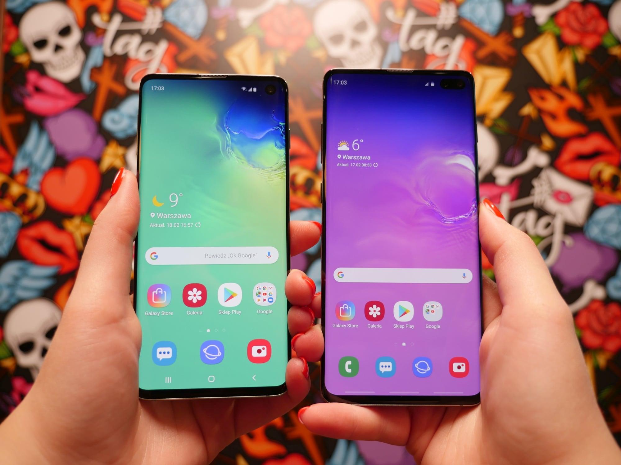 Pierwsze wrażenia - Samsung Galaxy S10E, Galaxy S10 i Galaxy S10+ 33