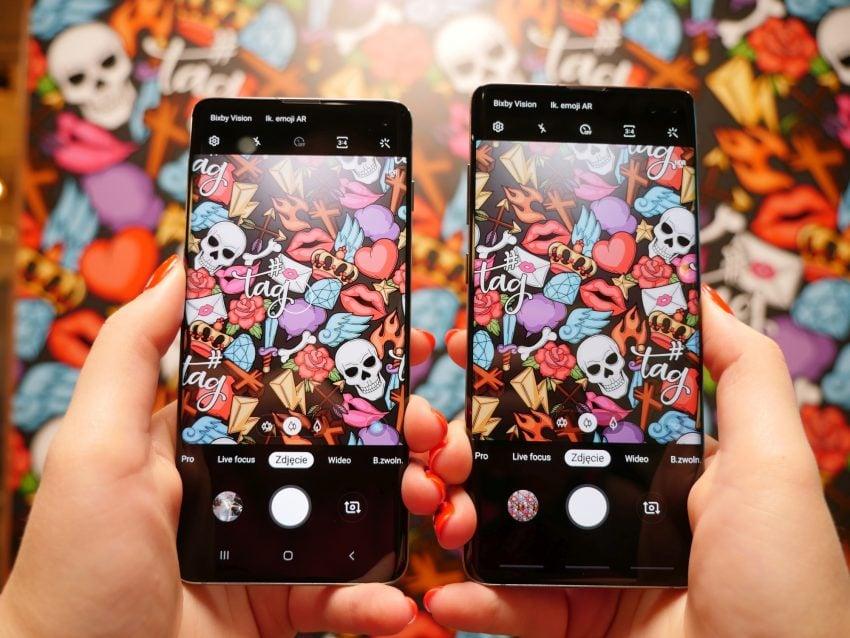 Pierwsze wrażenia - Samsung Galaxy S10E, Galaxy S10 i Galaxy S10+ 30