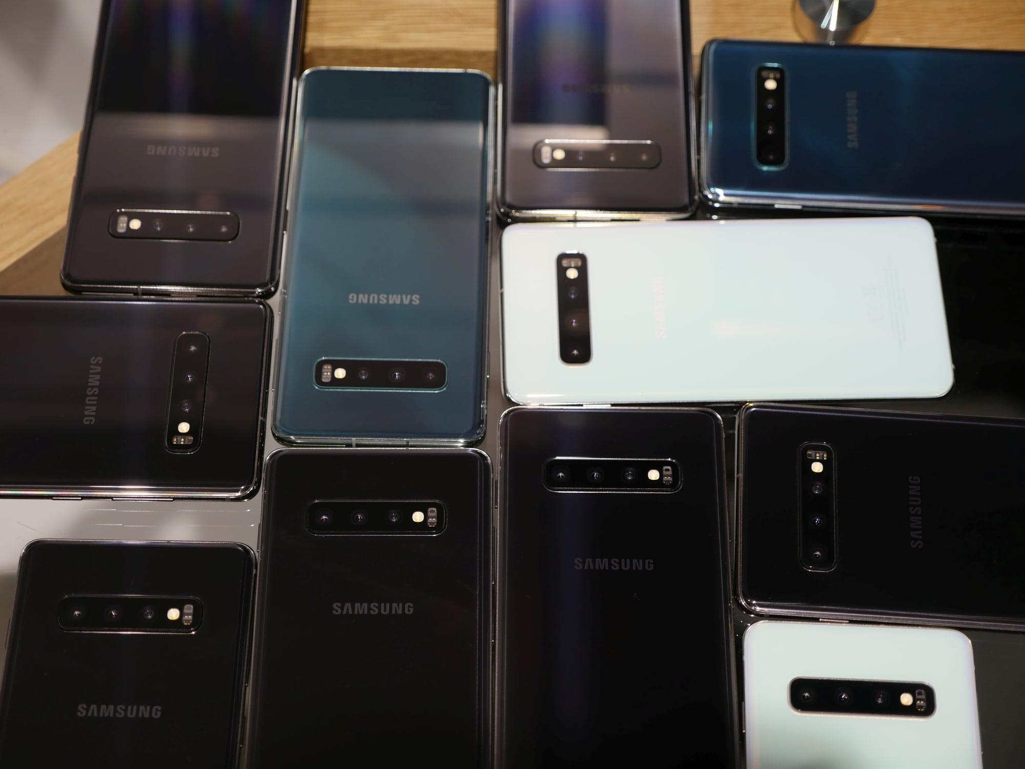 Pierwsze wrażenia - Samsung Galaxy S10E, Galaxy S10 i Galaxy S10+ 38