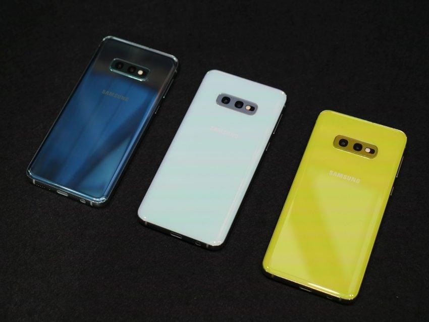 Pierwsze wrażenia - Samsung Galaxy S10E, Galaxy S10 i Galaxy S10+ 45