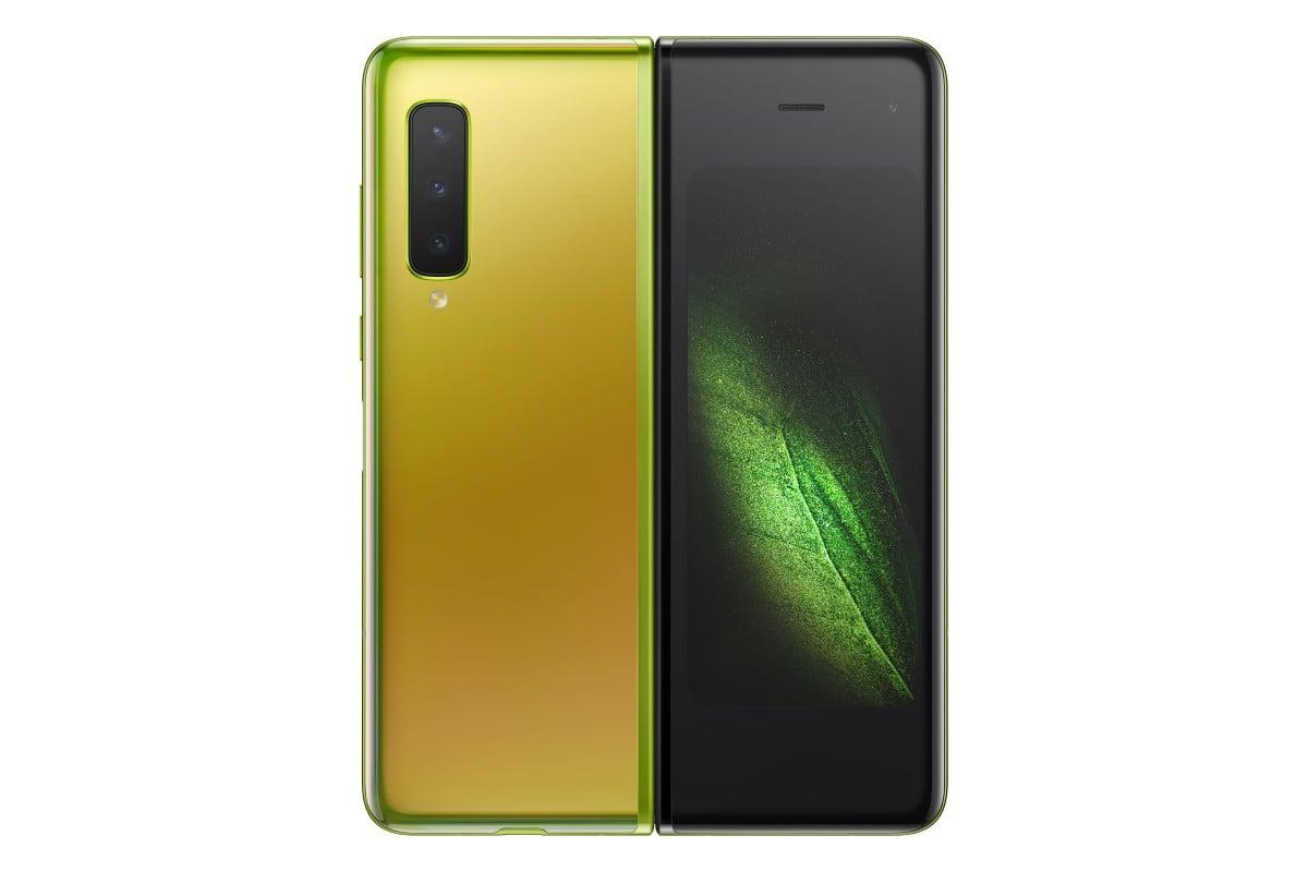 Oto składany smartfon Huawei - Mate X. Czegoś takiego chyba nikt się nie spodziewał