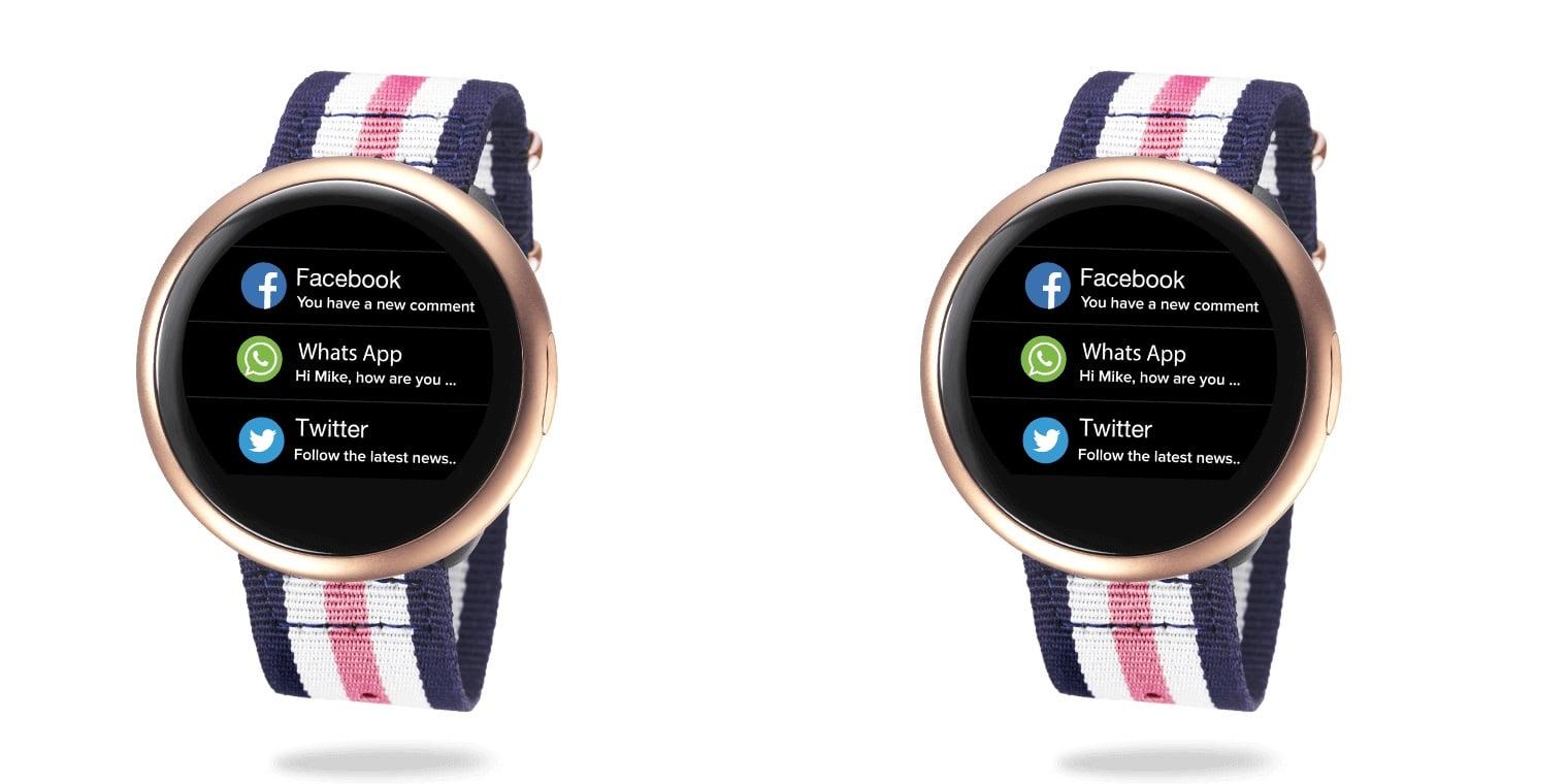 Z okazji Walentynek MyKronoz rozpoczął sprzedaż smartwatcha ZeRound 2 HR NATO 14