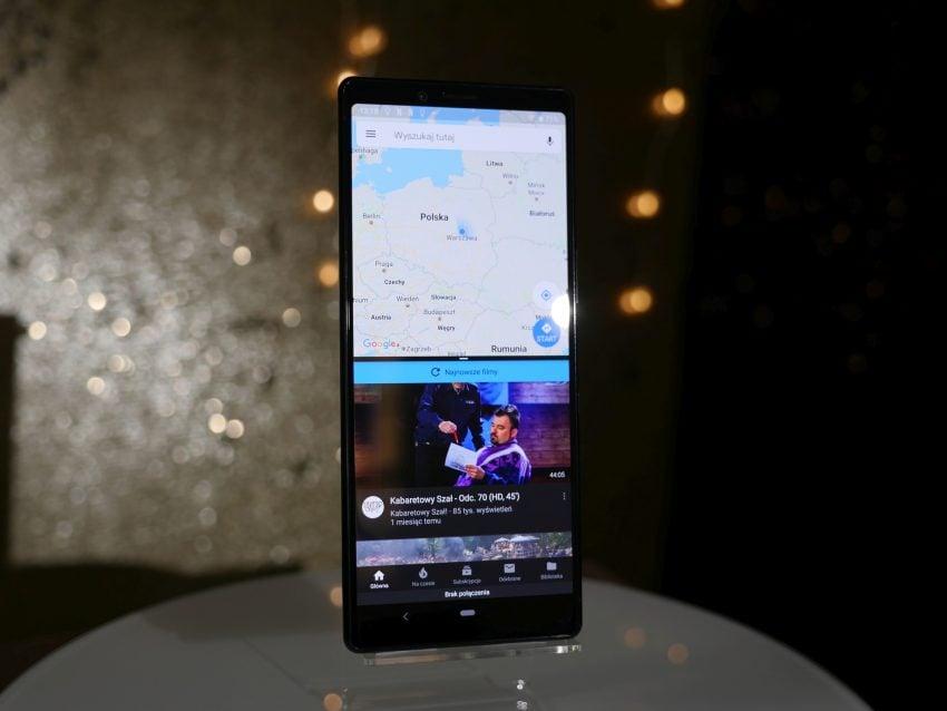 Sony stawia wszystko na kinową kartę: nowe smartfony z ekranami 21:9 24