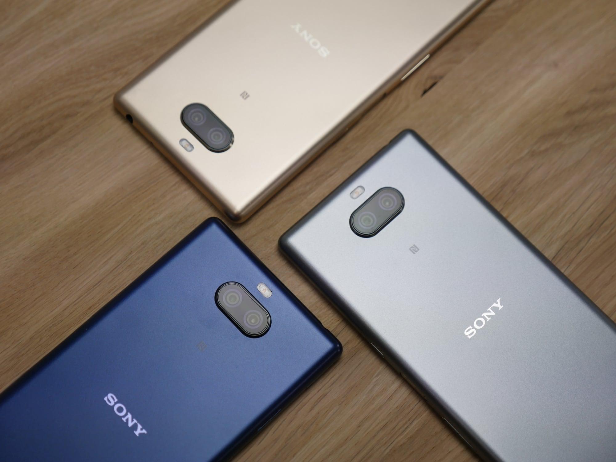 Sony stawia wszystko na kinową kartę: nowe smartfony z ekranami 21:9 25