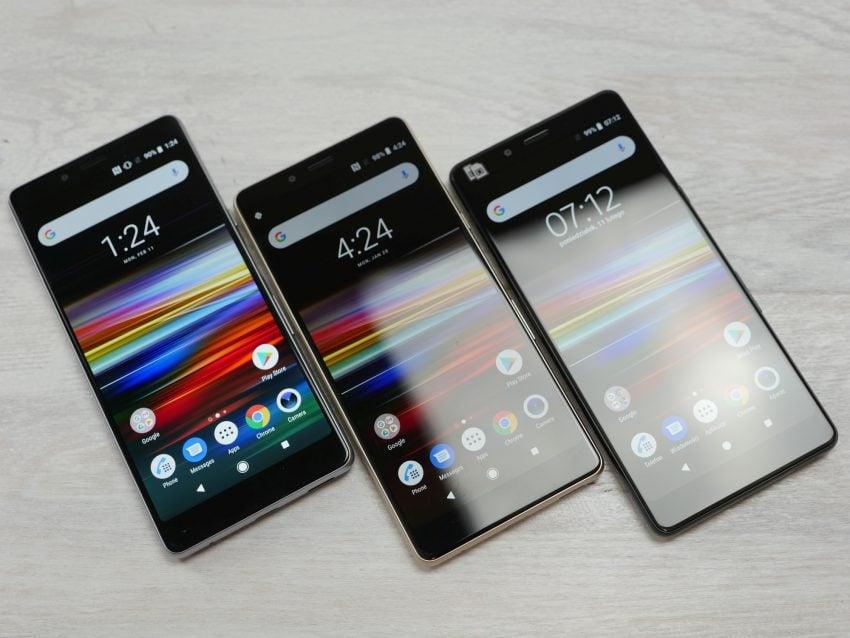 Sony stawia wszystko na kinową kartę: nowe smartfony z ekranami 21:9 35