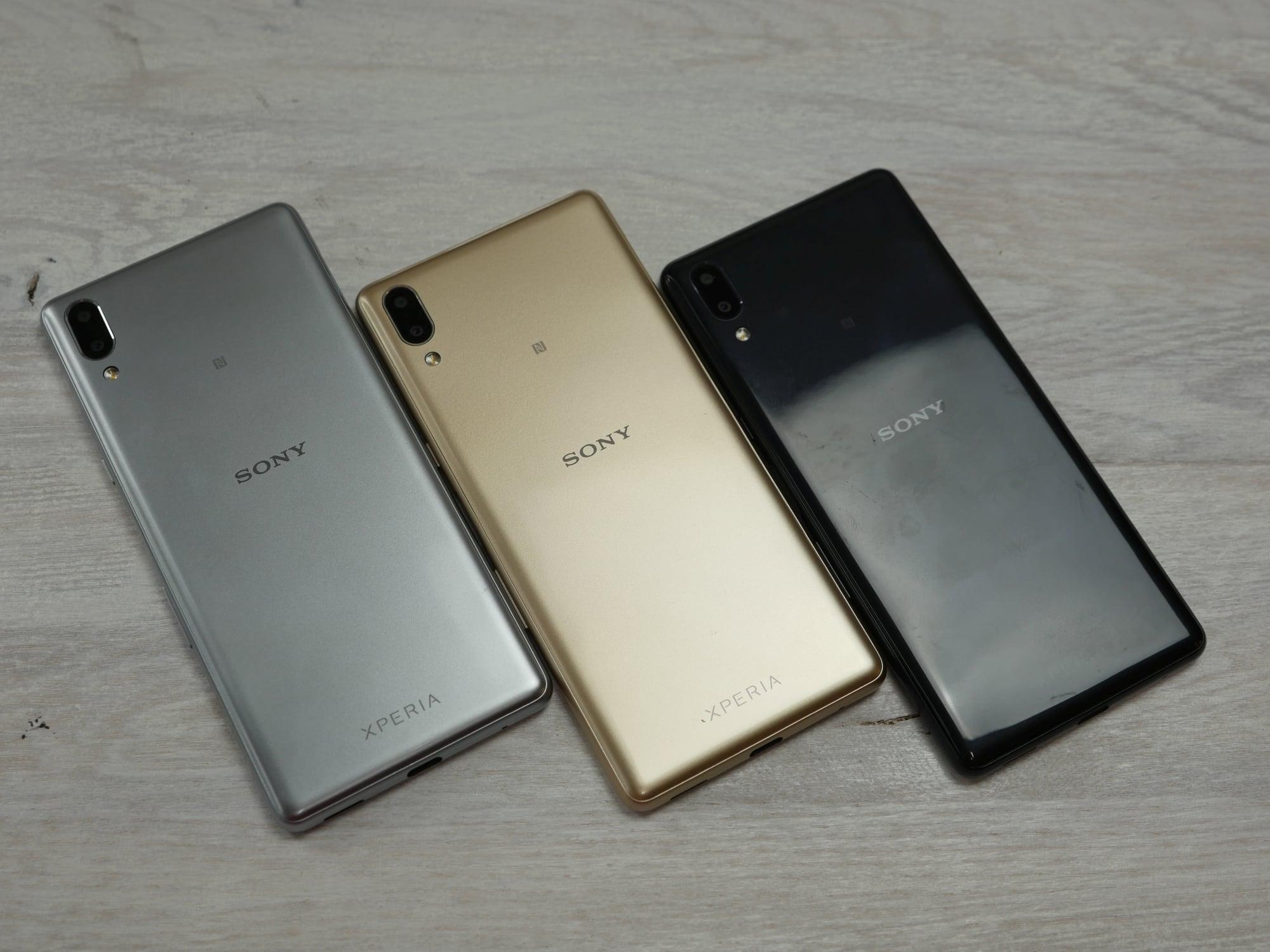 smartfon Sony Xperia L3 smartphone