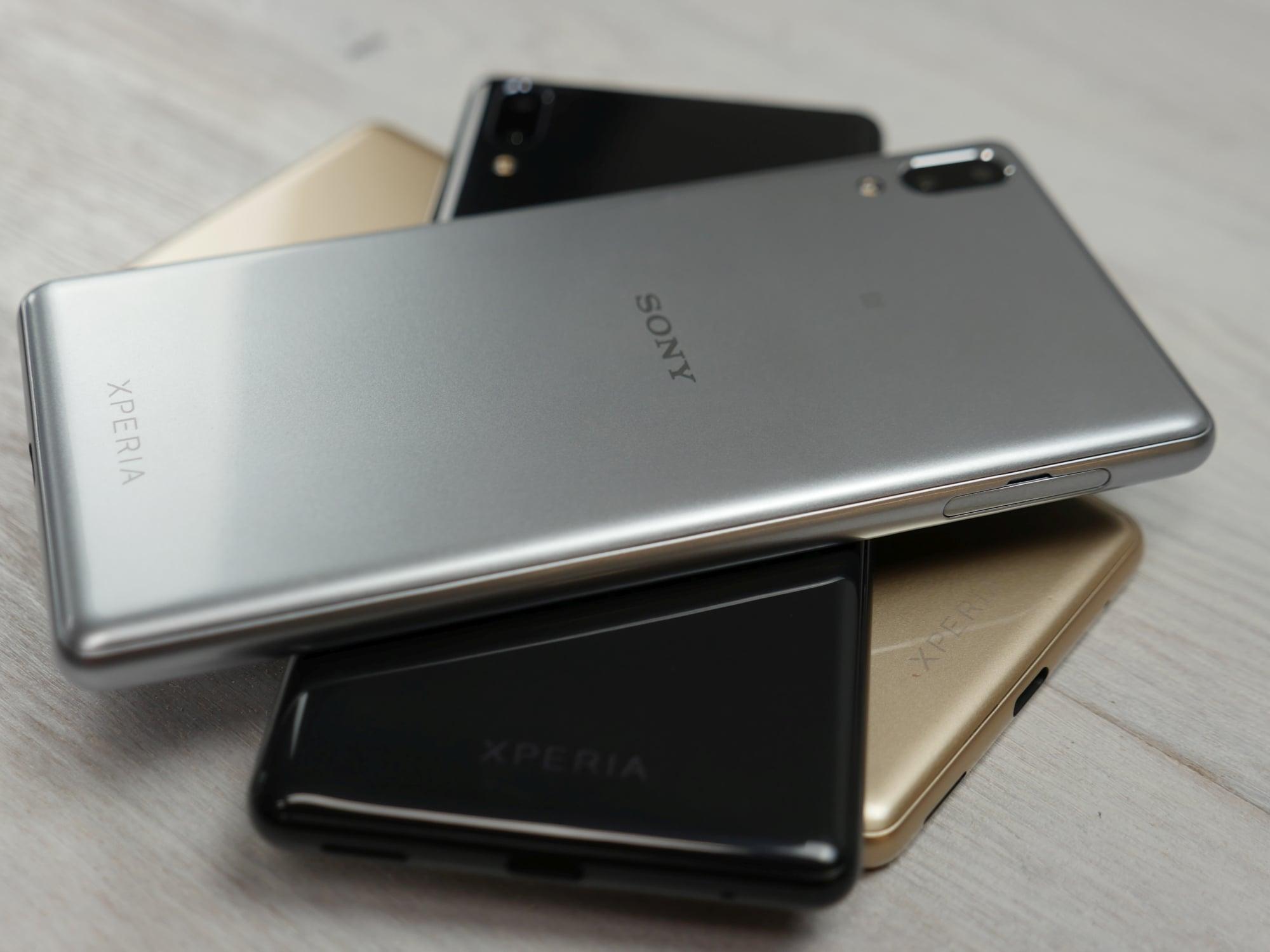 Sony stawia wszystko na kinową kartę: nowe smartfony z ekranami 21:9 34