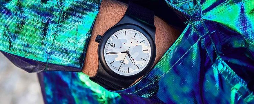 Swatch ciągnie Samsunga do sądu. Żąda 100 milionów dolarów za skopiowanie wzornictwa tarcz zegarków 22