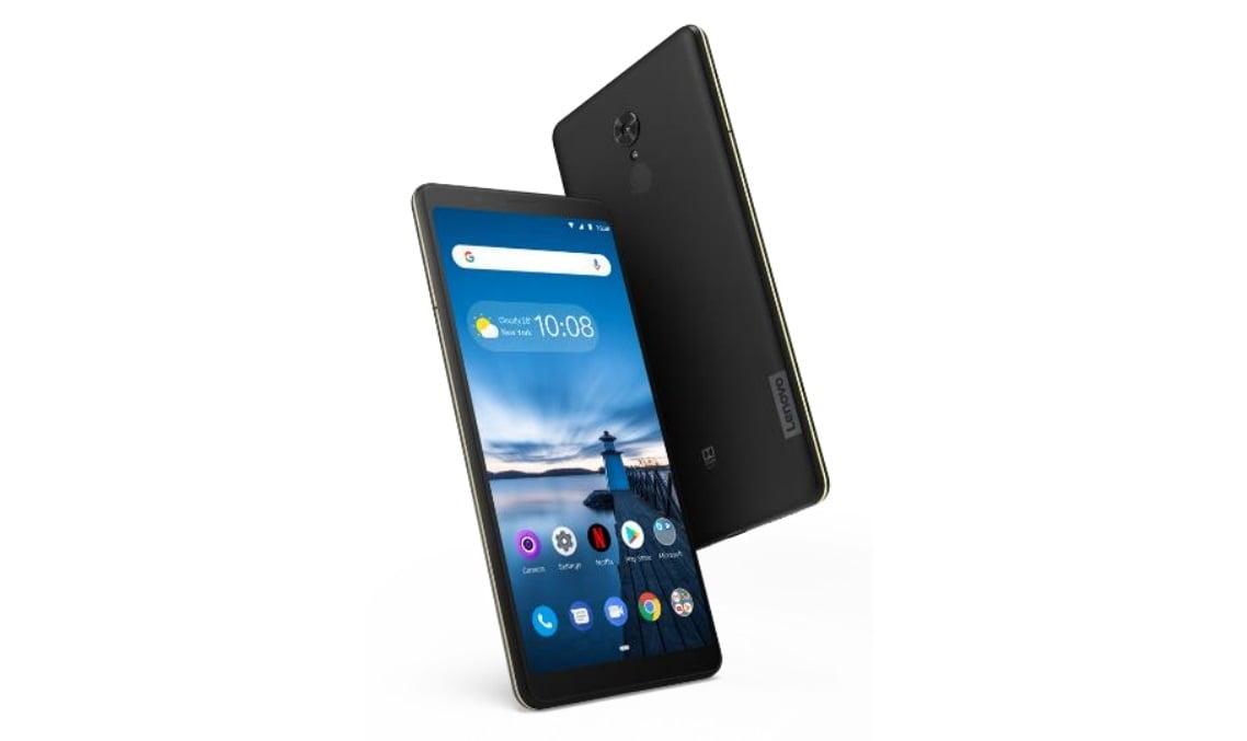 Lenovo Tab V7 oficjalnie - siedmiocalowy tablet, który może też być smartfonem