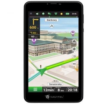Tabletowo.pl NAVITEL zaprezentował swój pierwszy tablet z modemem 4G LTE - NAVITEL T757 LTE Android Nowości Tablety