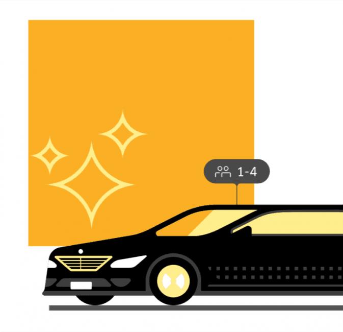 Poczuj się jak prezes. Przejazdy Uber Black ruszają w Warszawie