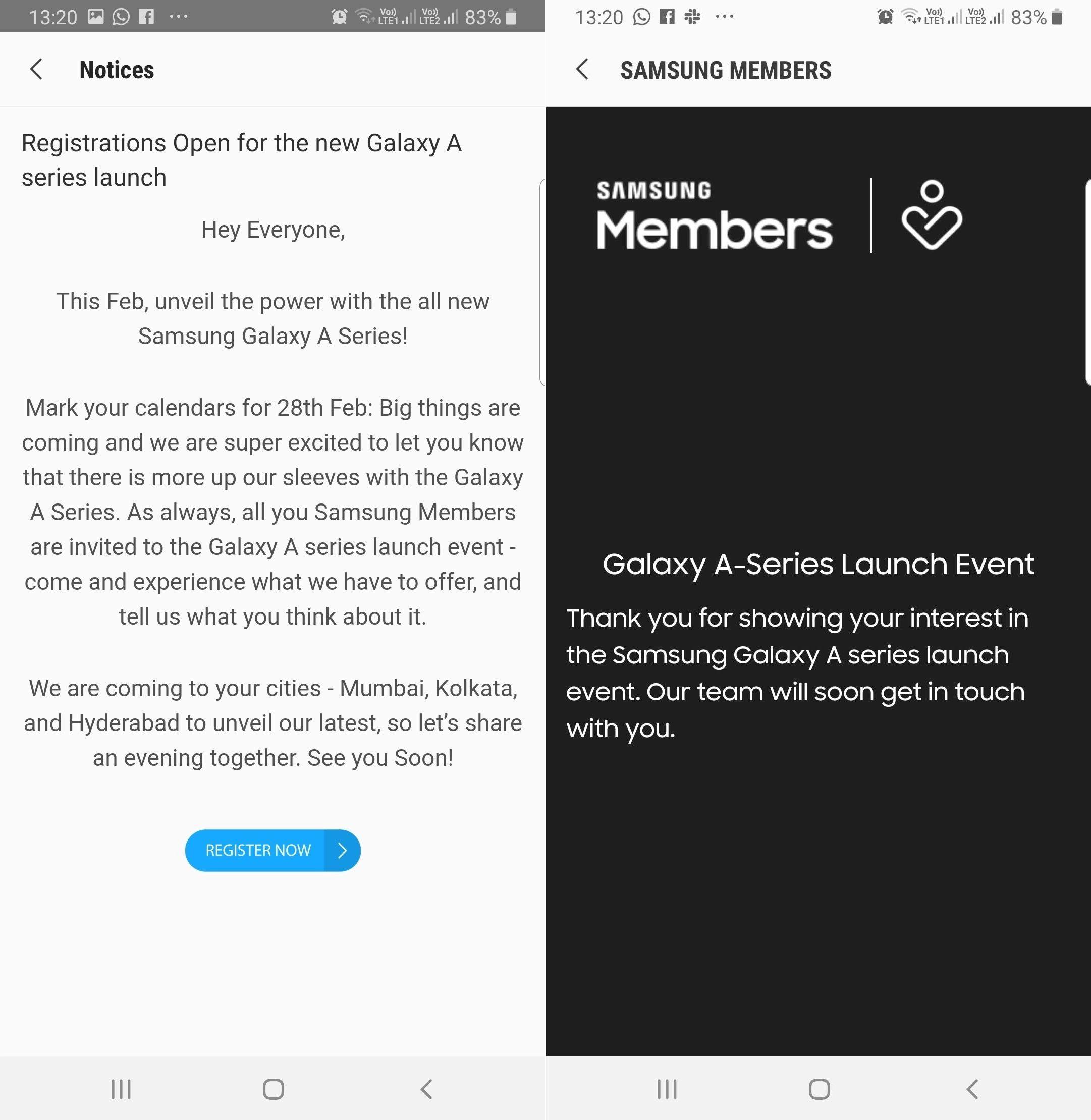 Dziś premiera Galaxy S10, a za tydzień i jeden dzień nowych smartfonów z serii Galaxy A