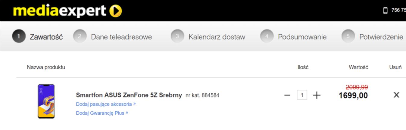 Promocja: Asus ZenFone 5Z ze Snapdragonem 845 za 1699 złotych. Brałbym