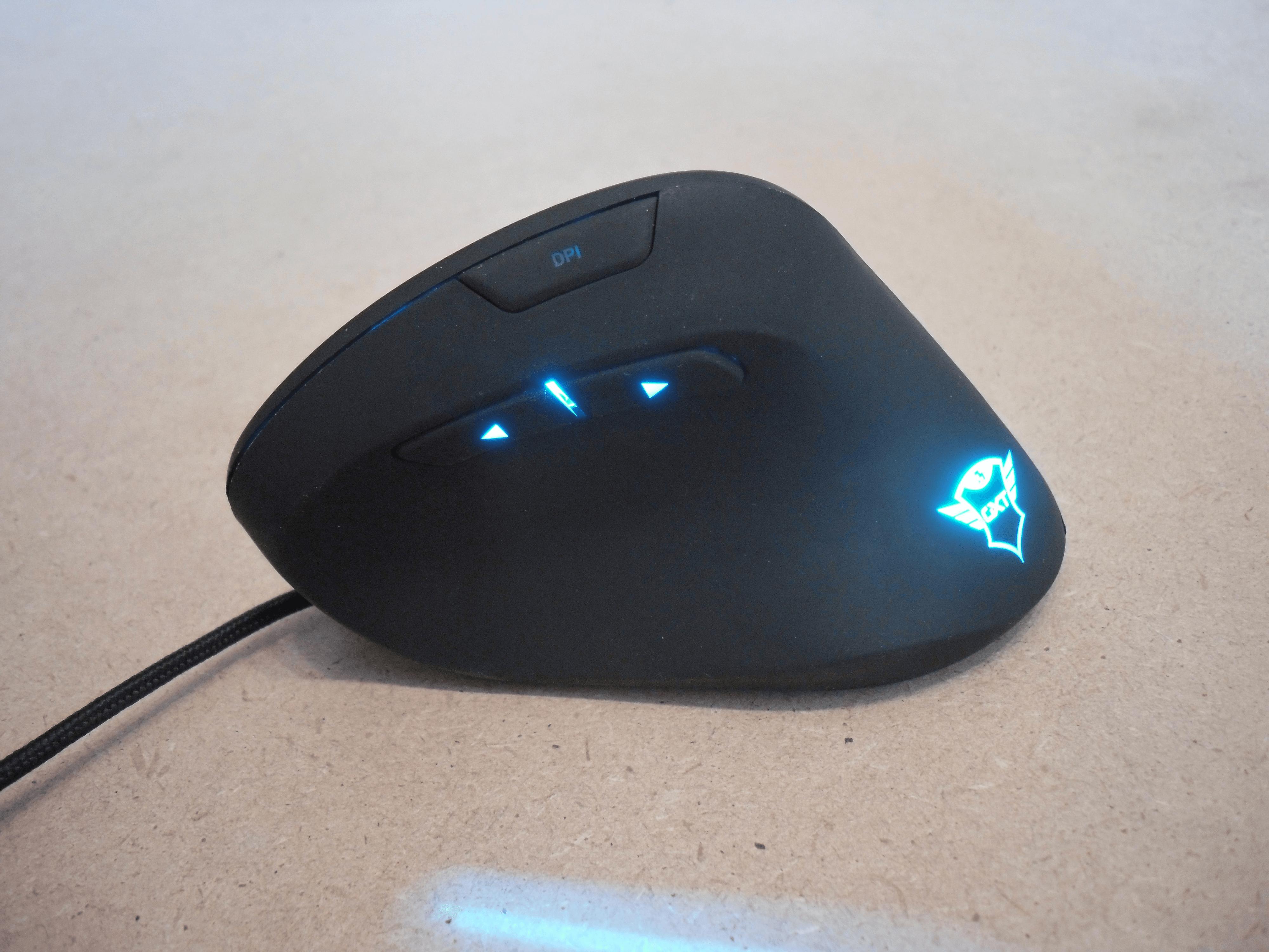 Tabletowo.pl Gamingowy Quasimodo - recenzja myszki Trust GXT 144 Rexx Nowości Recenzje Sprzęt