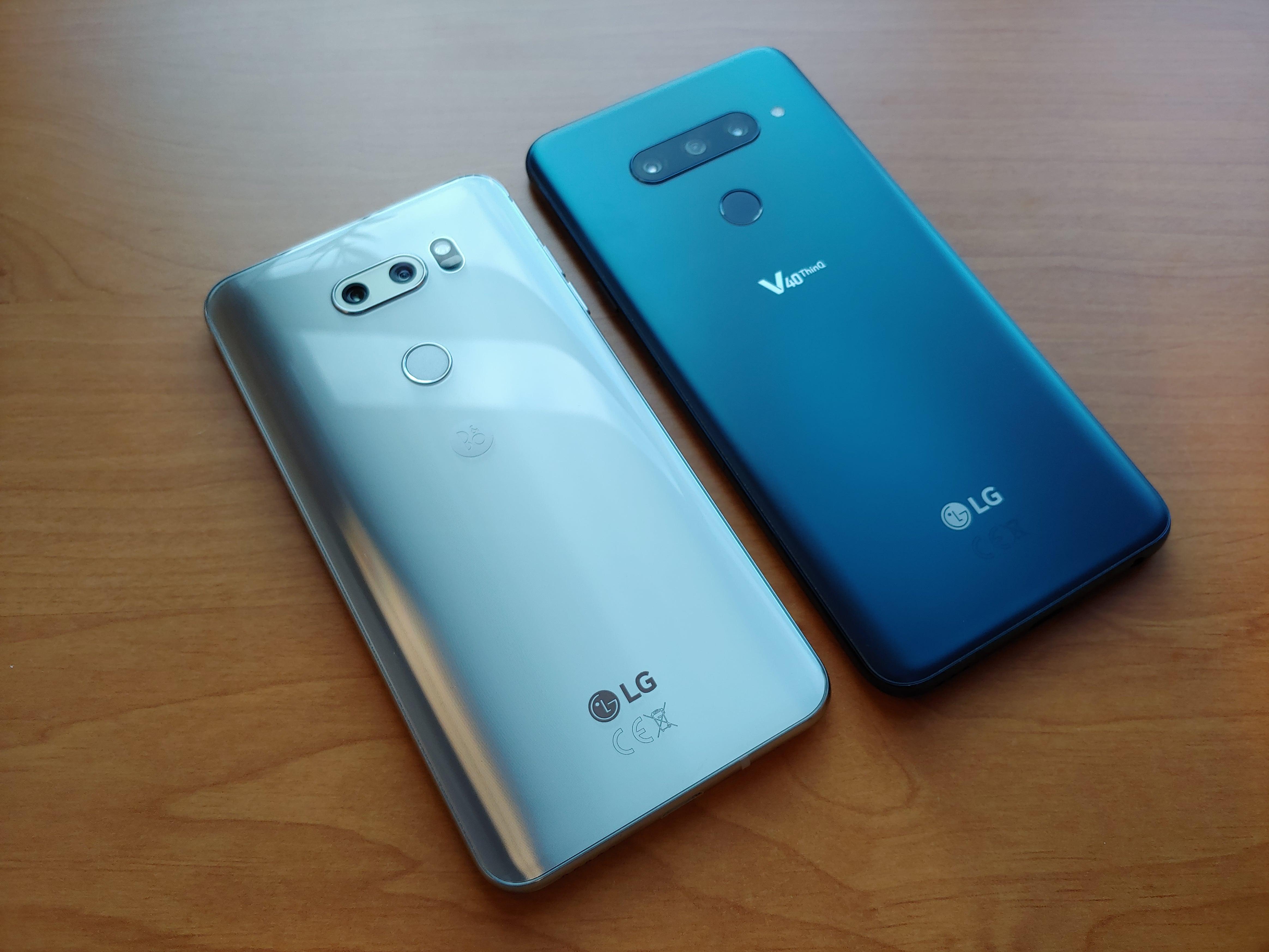 Recenzja LG V40 ThinQ - telefonu pełnego przeciwieństw 16