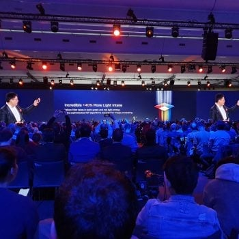 Huawei P30 Pro - pierwsze wrażenia. Zdjęcia nocne mają być jeszcze lepsze! 29