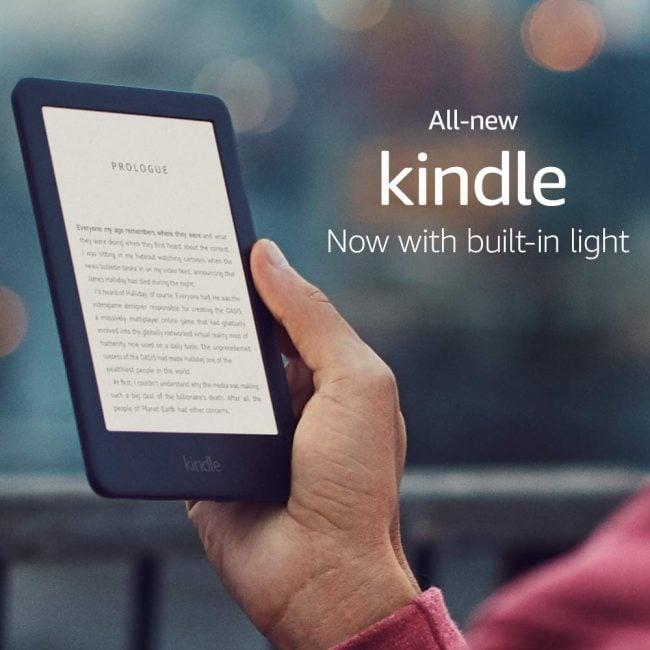 Amazon po cichu odświeża najbardziej podstawowy model czytnika Kindle