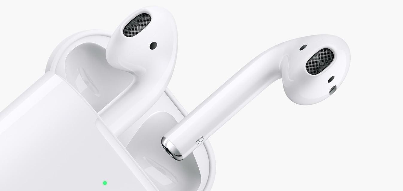 Nowych słuchawek AirPods nie da się naprawić, więc lepiej ich nie zepsuć