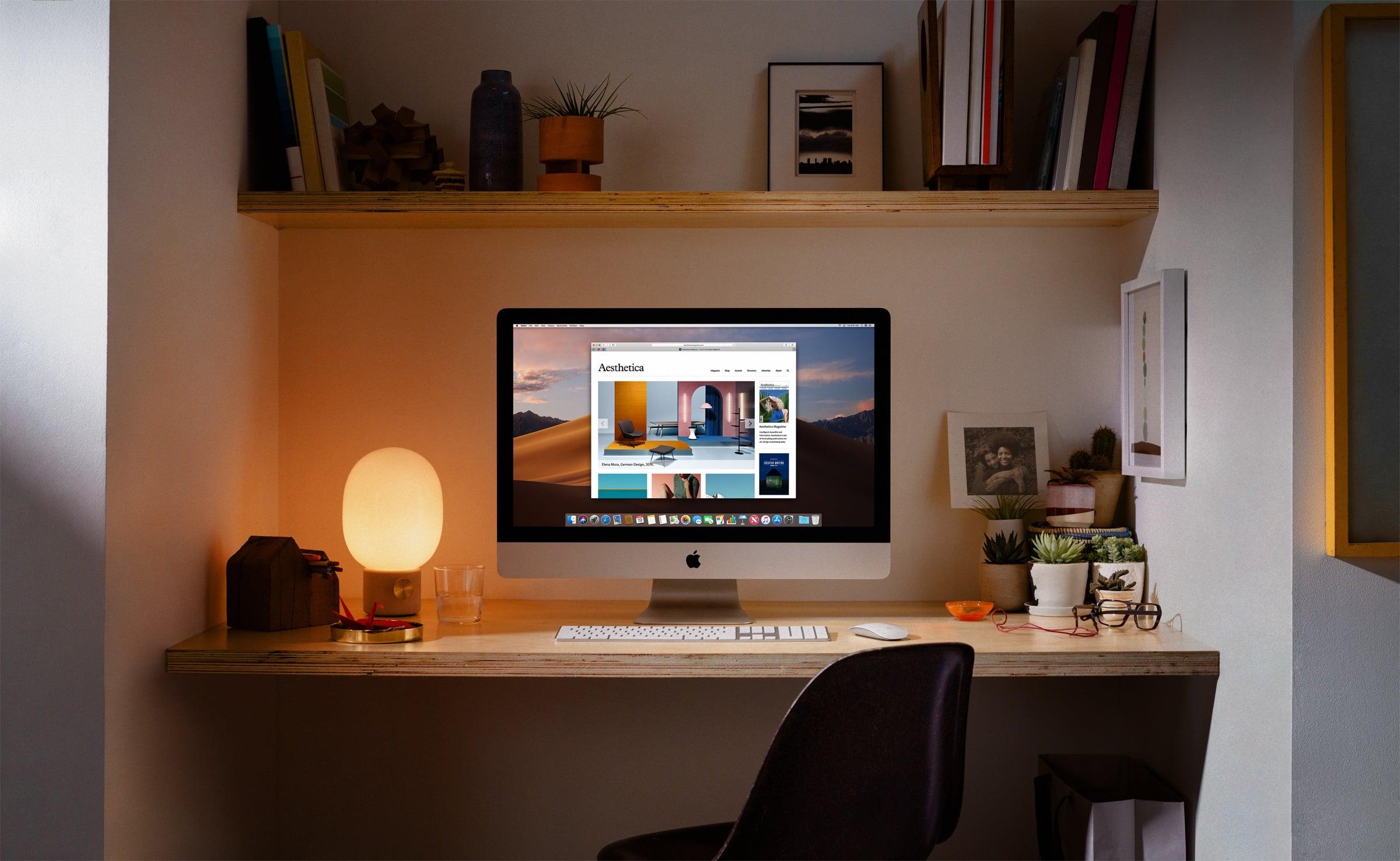 Odświeżony iMac z nowymi procesorami Intela i grafiką Radeon Pro z serii 500X trafił do sprzedaży