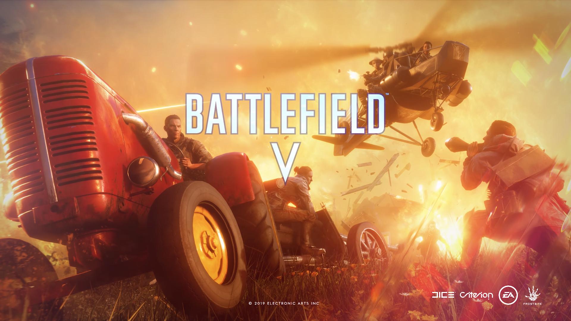 Do Battlefield V zawitał tryb Battle Royale