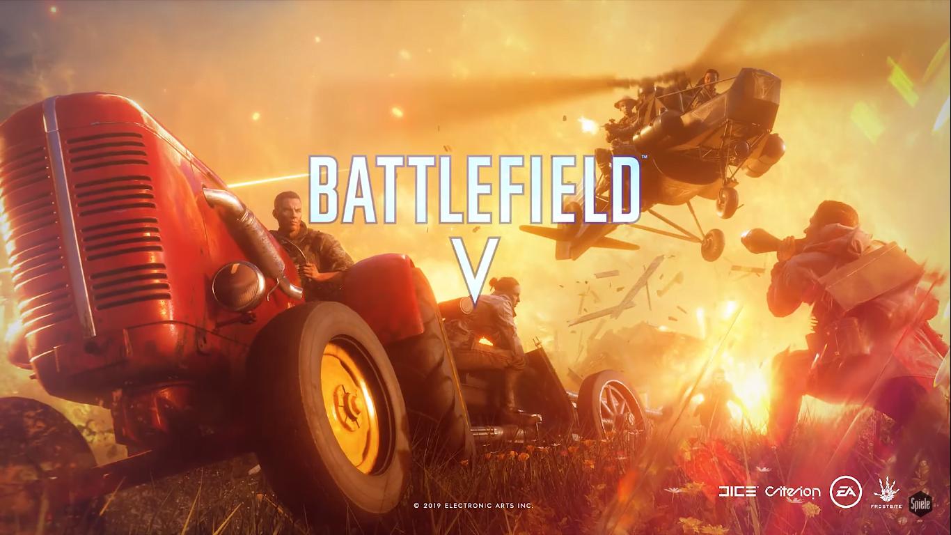 """Battlefield V w końcu z trybem Battle Royale. Premiera """"Burzy Ognia"""" już 25 marca 22"""