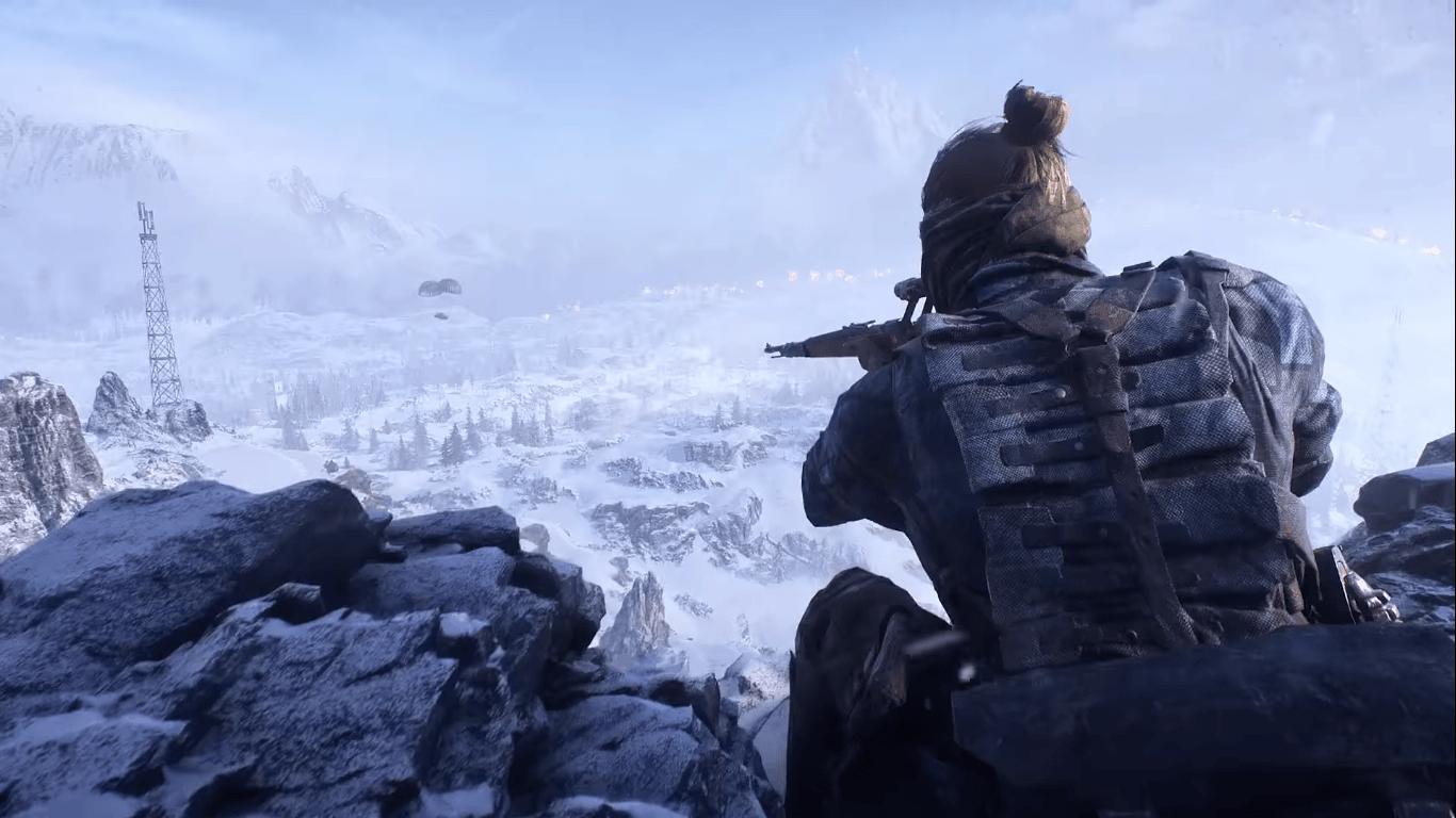 """Tabletowo.pl Battlefield V w końcu z trybem Battle Royale. Premiera """"Burzy Ognia"""" już 25 marca Gaming Gry Nowości"""