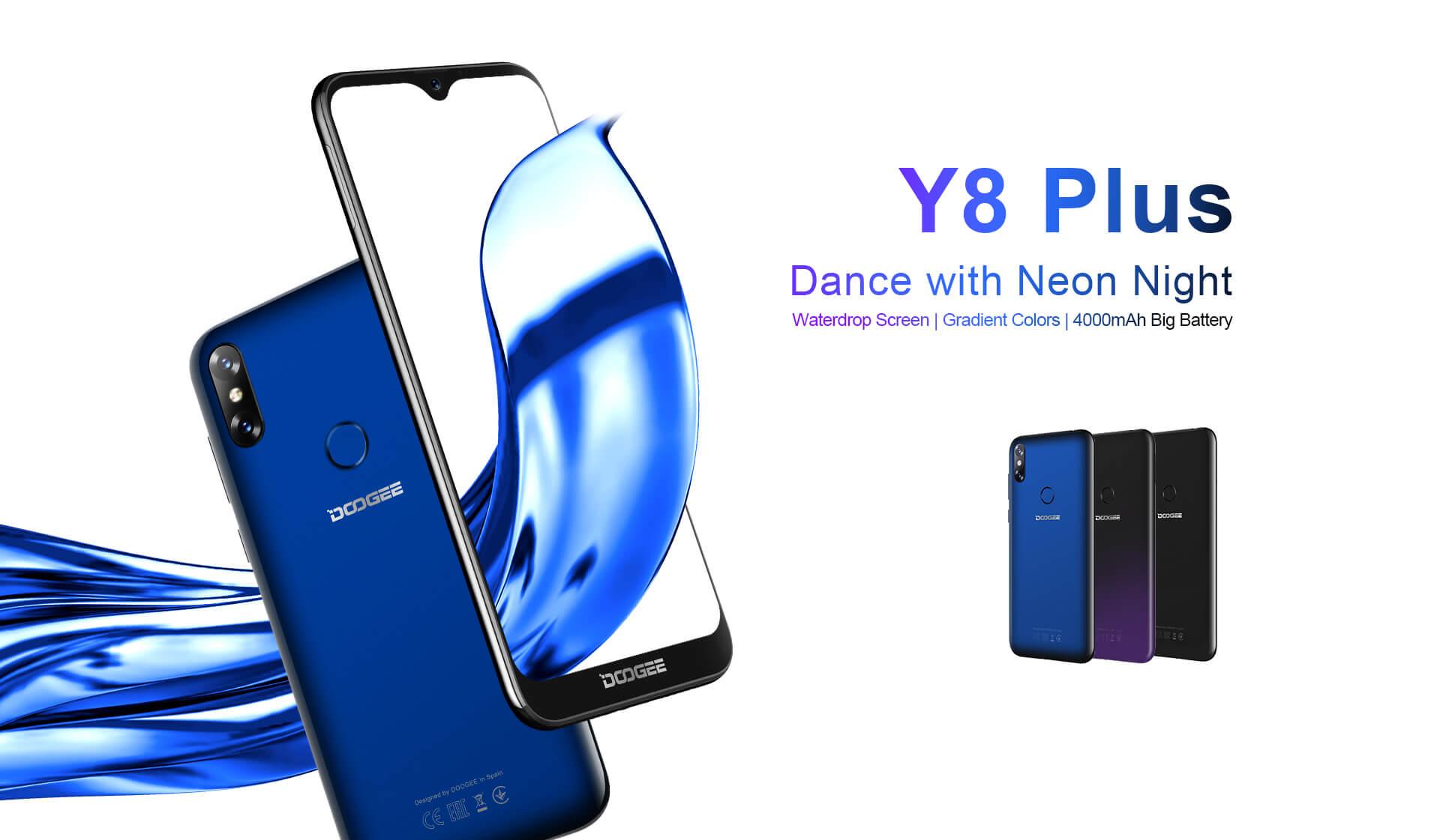 Nowy DOOGEE Y8 Plus to naprawdę porządny smartfon, w dodatku z NFC