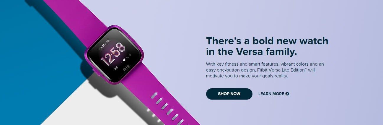 Fitbit zaprezentował dwa nowe smartwatche: Versa Lite dla dorosłych i Ace 2 dla dzieci 29