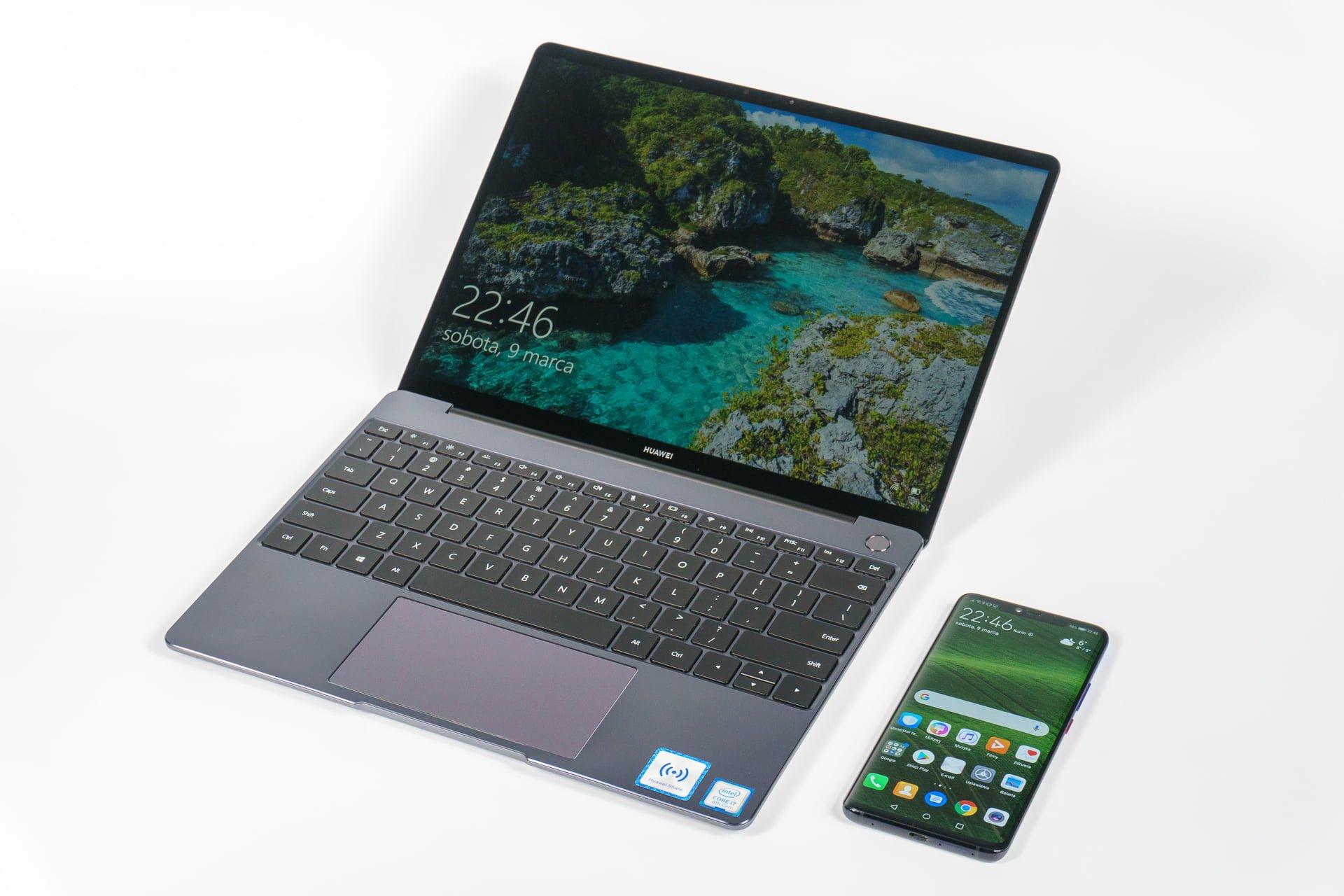 Huawei Matebook 13 - piękny i wydajny, ale czy idealny? (recenzja) 19