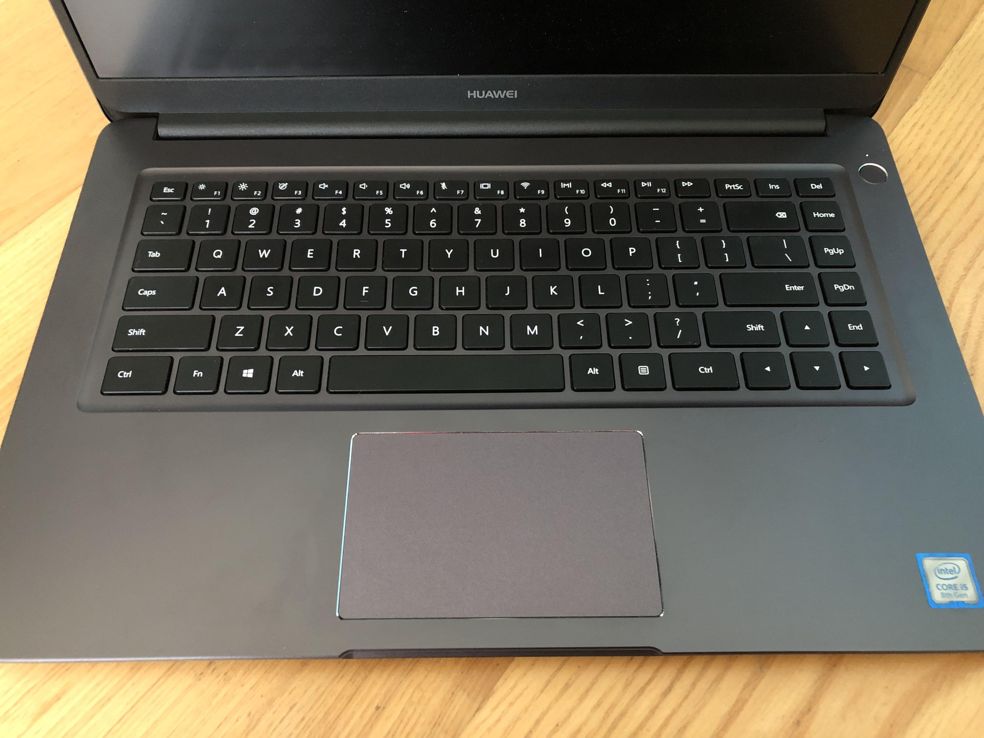 Huawei MateBook D recenzja ładnego laptopa w dobrej cenie