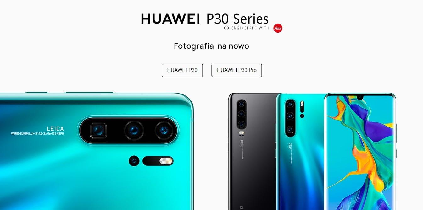 Huawei P30 nie będzie dostępny w wersji z modemem 5G. Powód jest... oczywisty