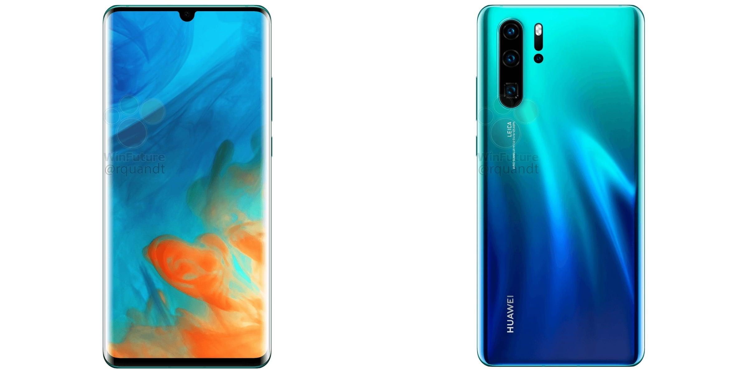 Huawei P30 Pro będzie tańszy niż Mate 20 Pro, a P30 - znacznie tańszy niż Samsung Galaxy S10 21