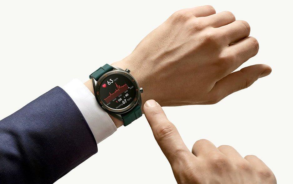 Dokładna specyfikacja nowych zegarków Huawei Watch GT w edycjach Active i Elegant