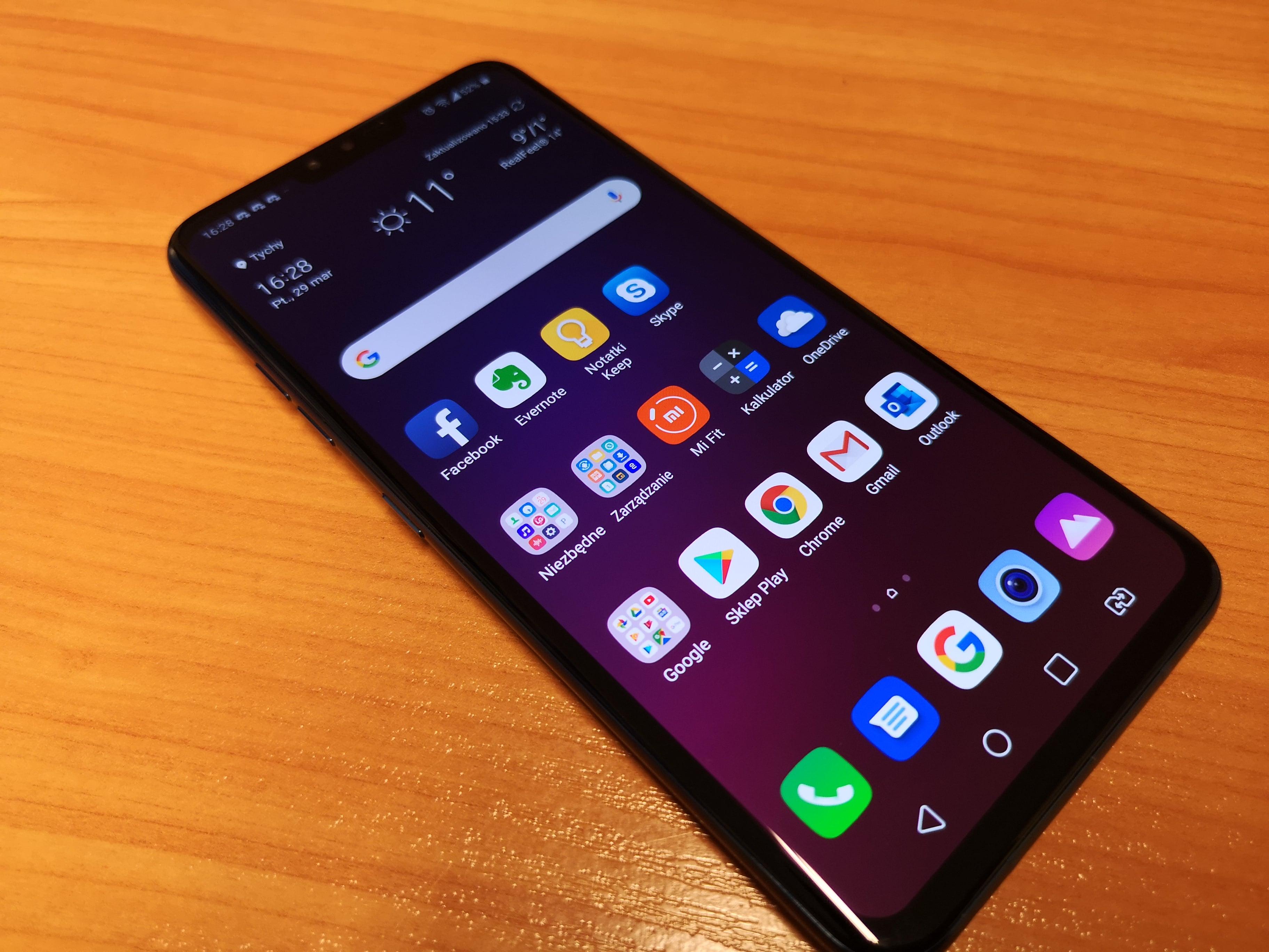 Recenzja LG V40 ThinQ - telefonu pełnego przeciwieństw 17