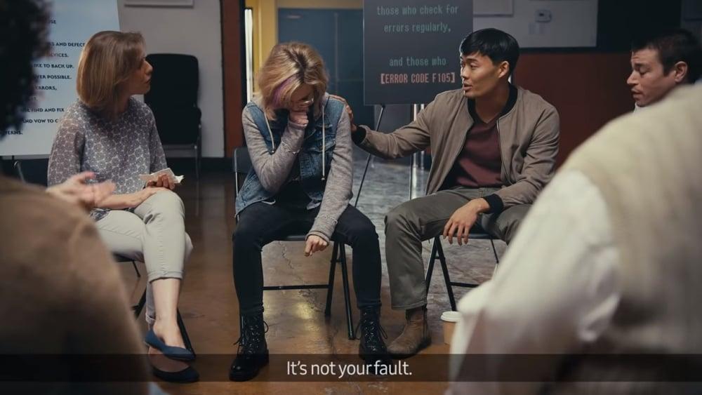 Samsung w formie. Firma promuje swoje dyski SSD serią świetnych reklam 23