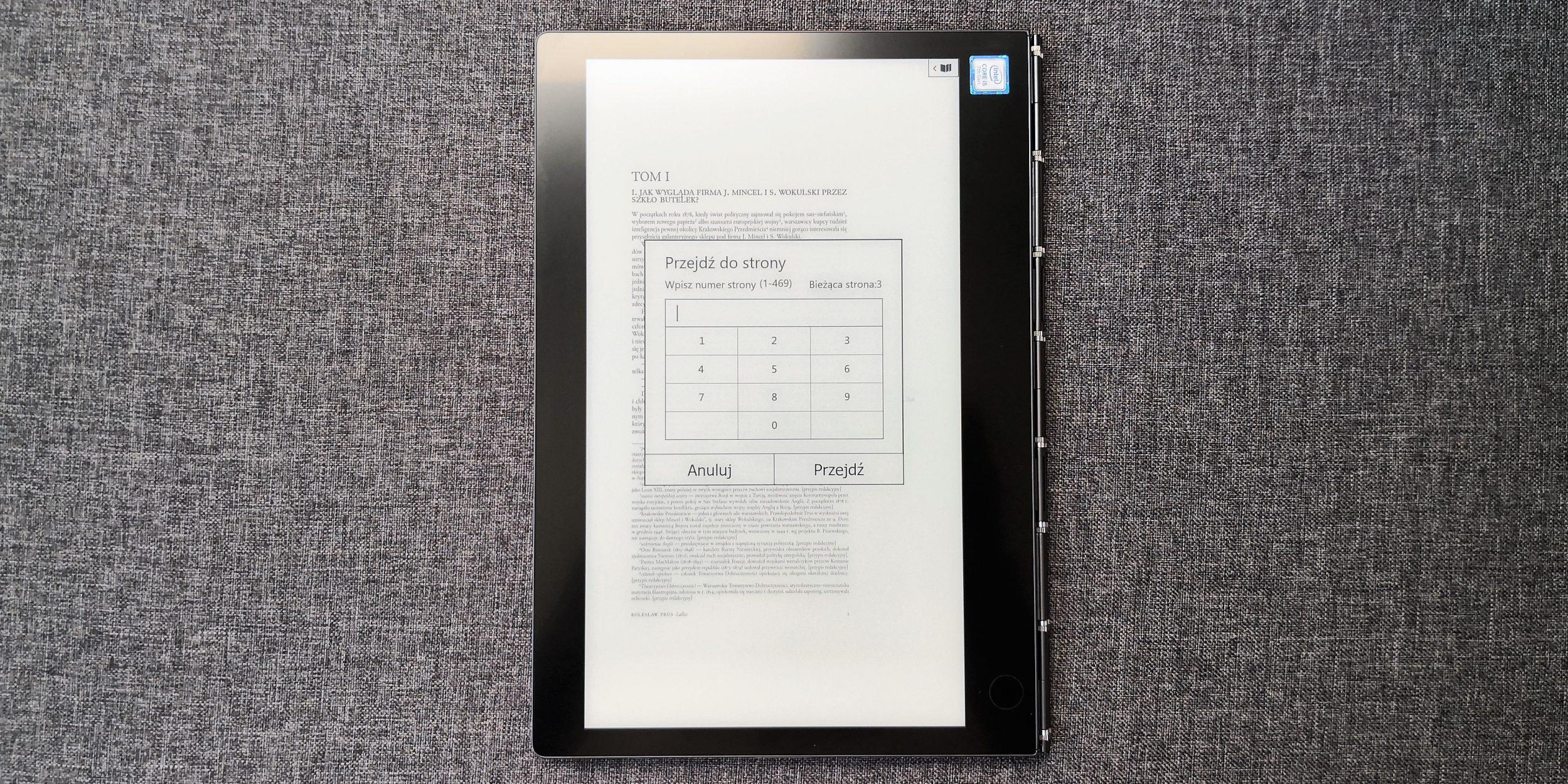 Jak wytresować laptopa? Yoga Book C930 to książka, którą nauczysz kilku sztuczek (+konkurs!) 27