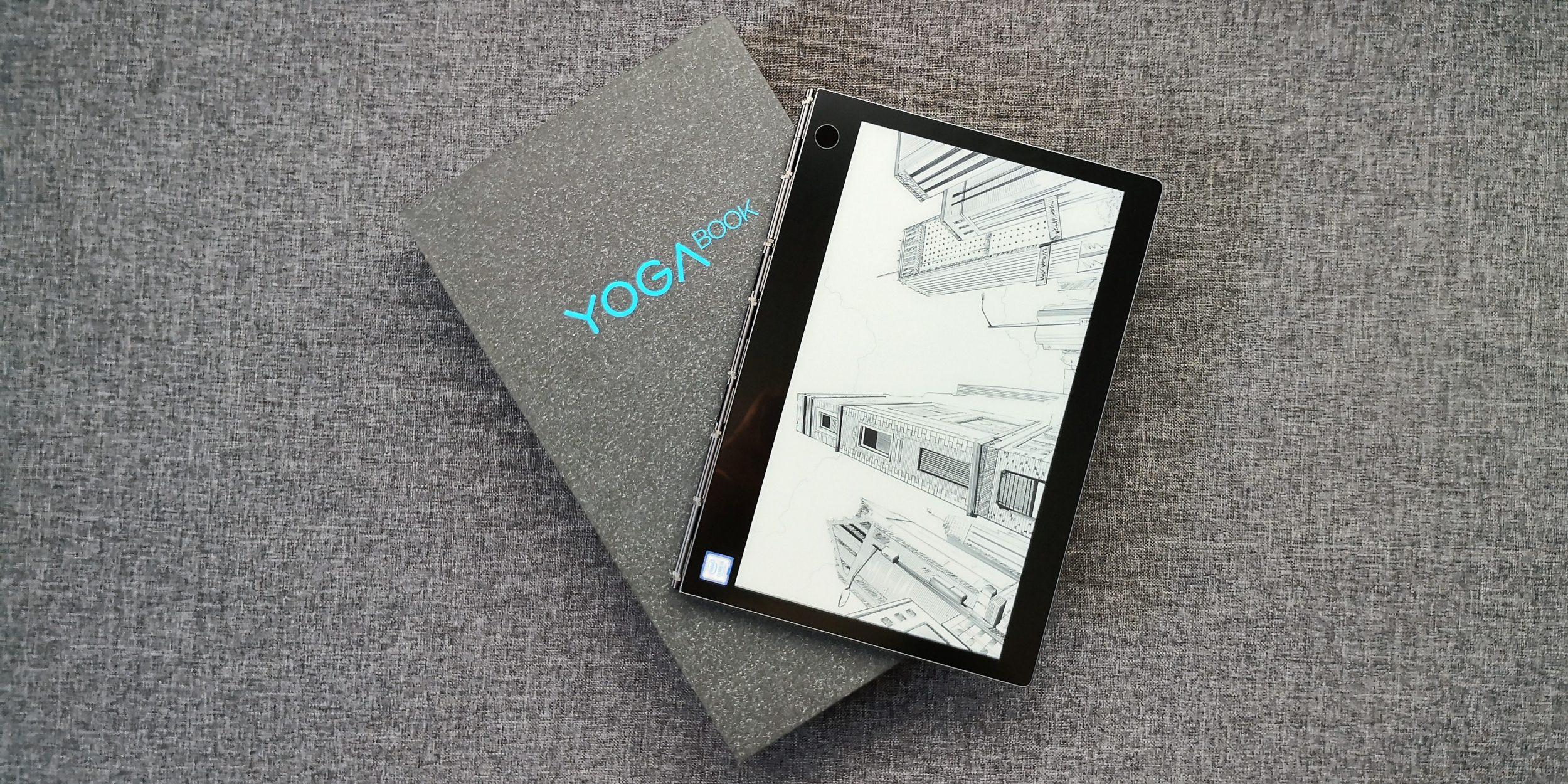 Jak wytresować laptopa? Yoga Book C930 to książka, którą nauczysz kilku sztuczek (+konkurs!) 23