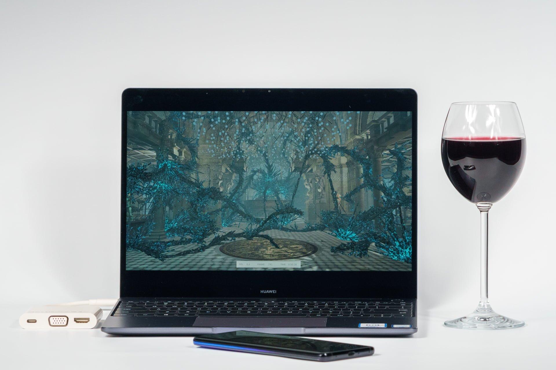 Huawei Matebook 13 - piękny i wydajny, ale czy idealny? (recenzja) 23
