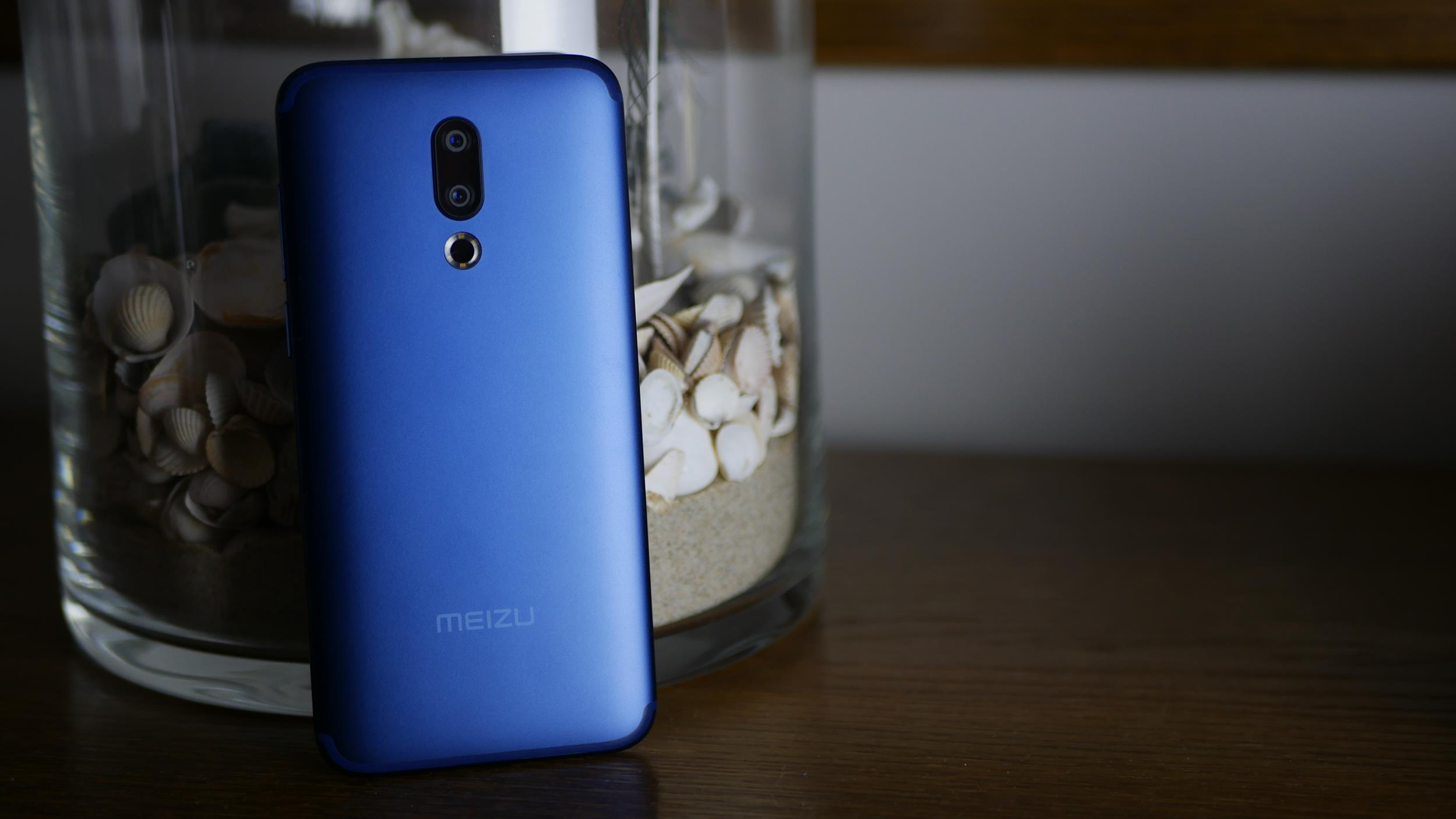 Recenzja Meizu 16 - smartfona, w którym poważnych wad jest zbyt wiele... 75