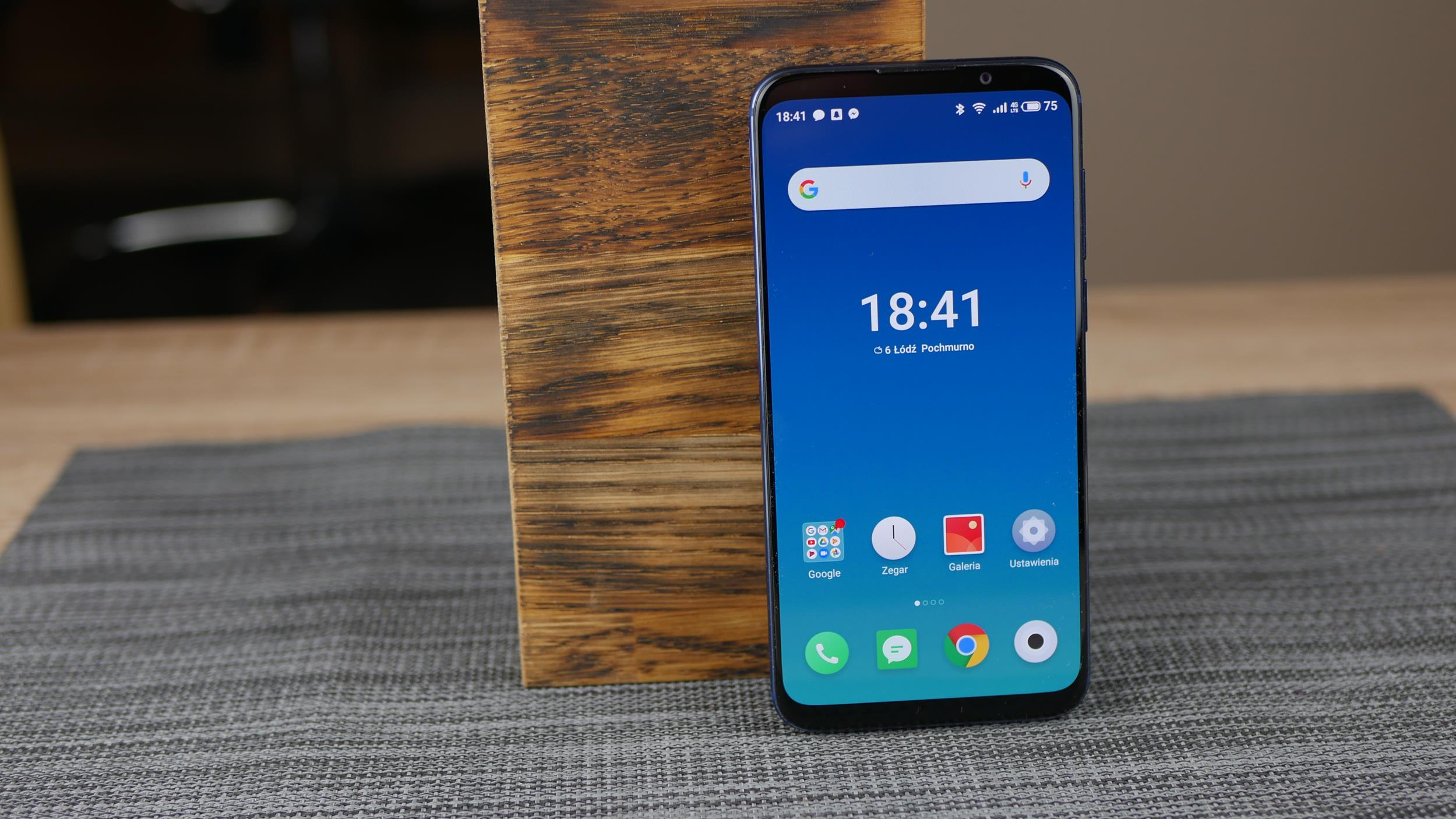 Recenzja Meizu 16 - smartfona, w którym poważnych wad jest zbyt wiele... 93
