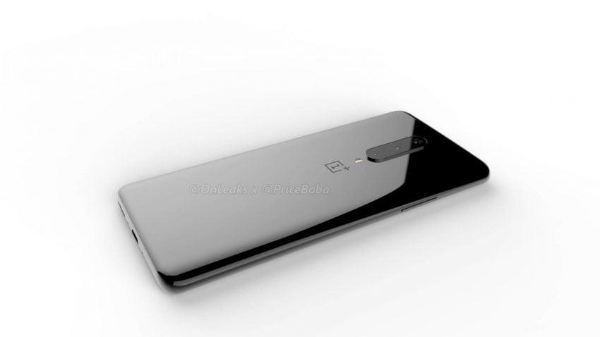 """OnePlus 7 - tak prawdopodobnie będzie wyglądał nowy """"zabójca flagowców"""""""