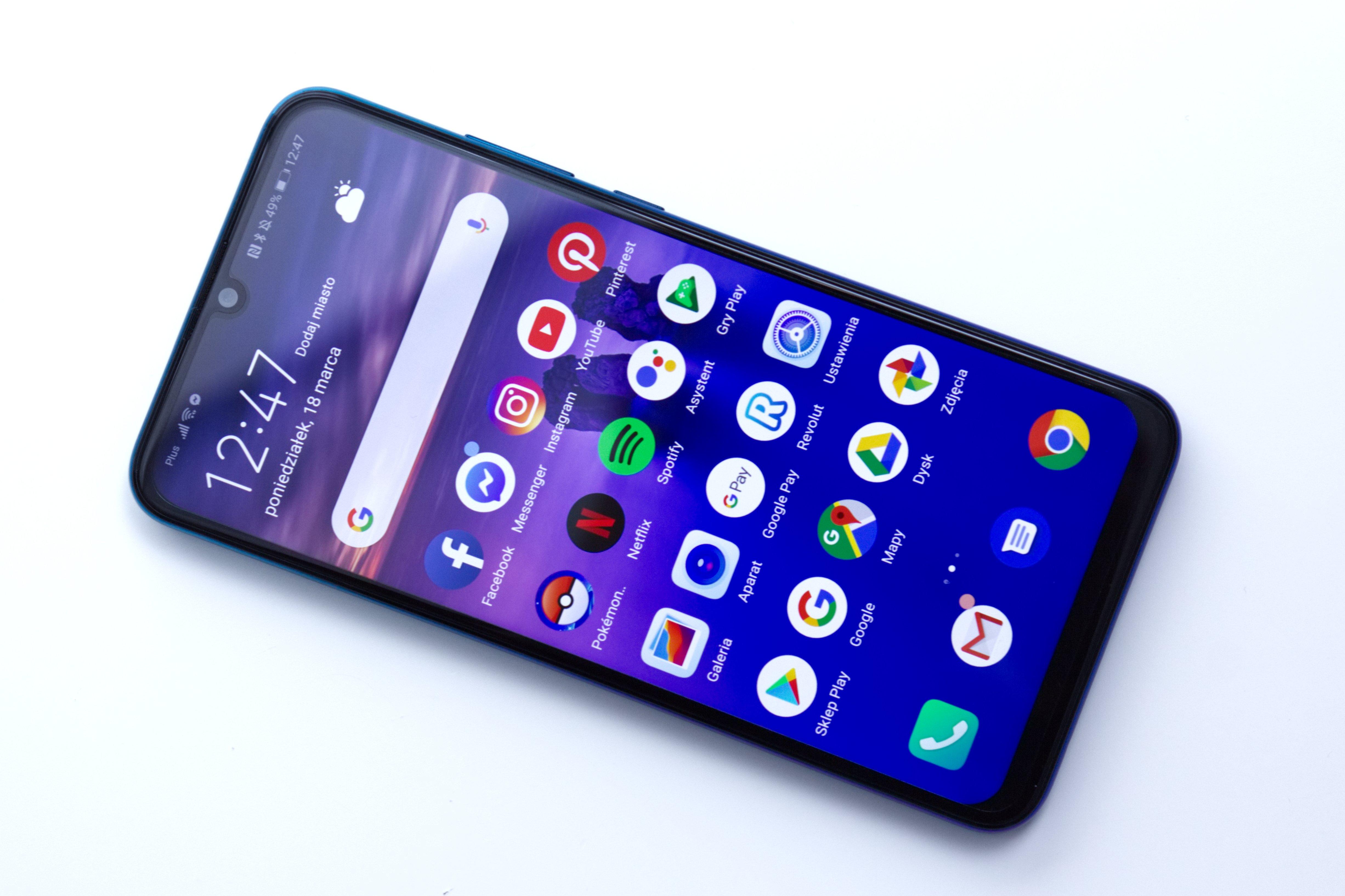 Nadchodzi Huawei P Smart 2020. Jest dobra i zła wiadomość (a w zasadzie nawet dwie)