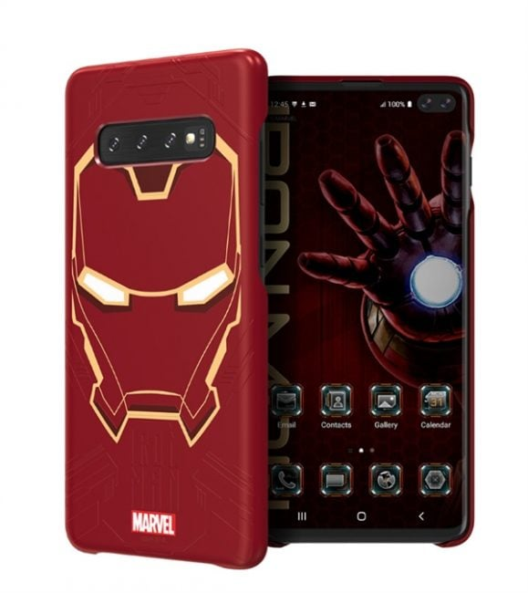 Samsung + Marvel = dedykowane case'y dla Galaxy S10. Są też paski dla Galaxy Active