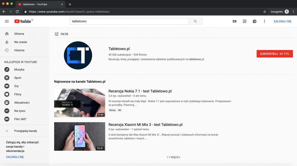 Dark Mode w Chrome na MacOS dostępny już nie tylko w trybie incognito
