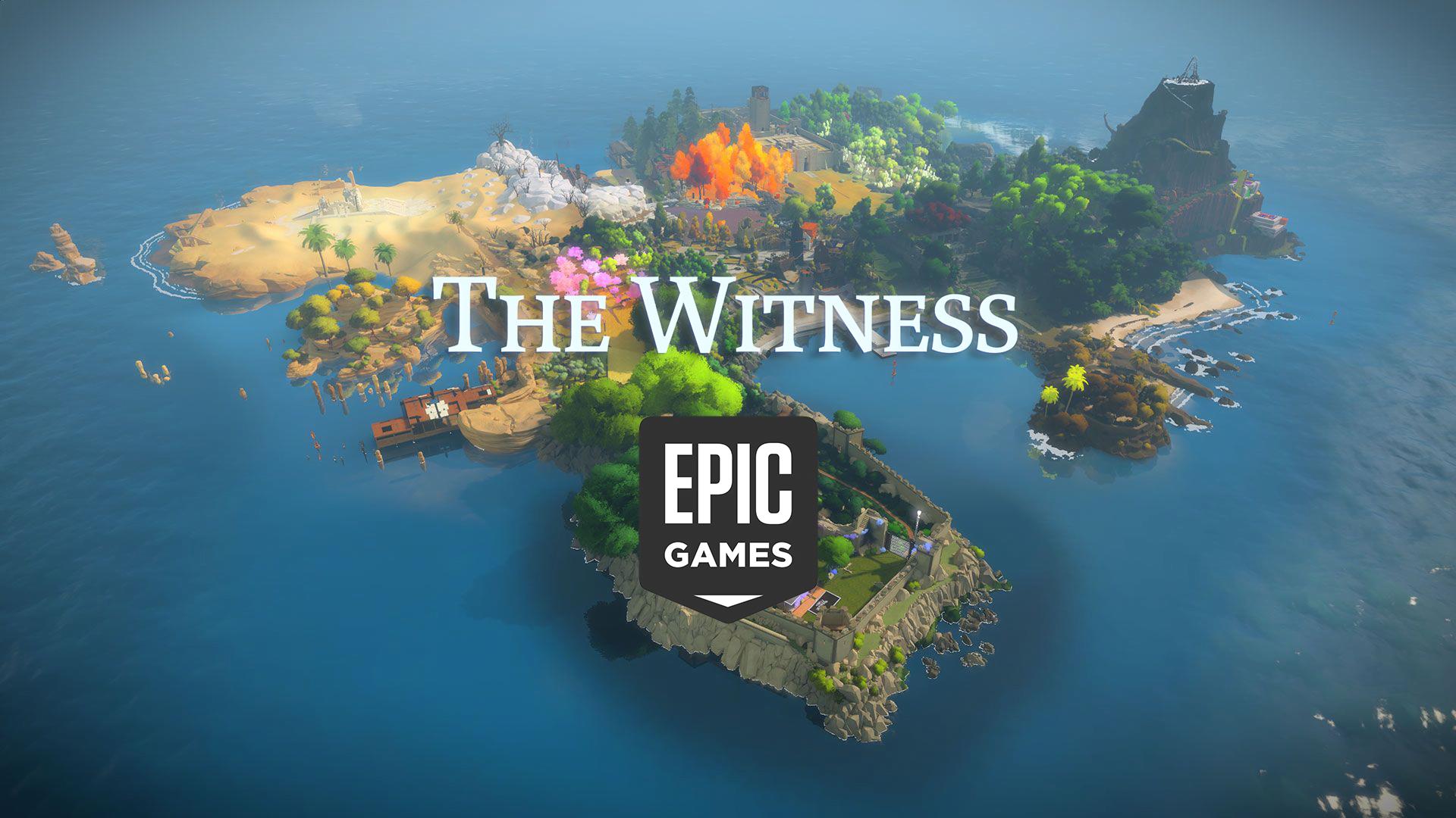 Świetne The Witness za darmo w Epic Game Store! 28