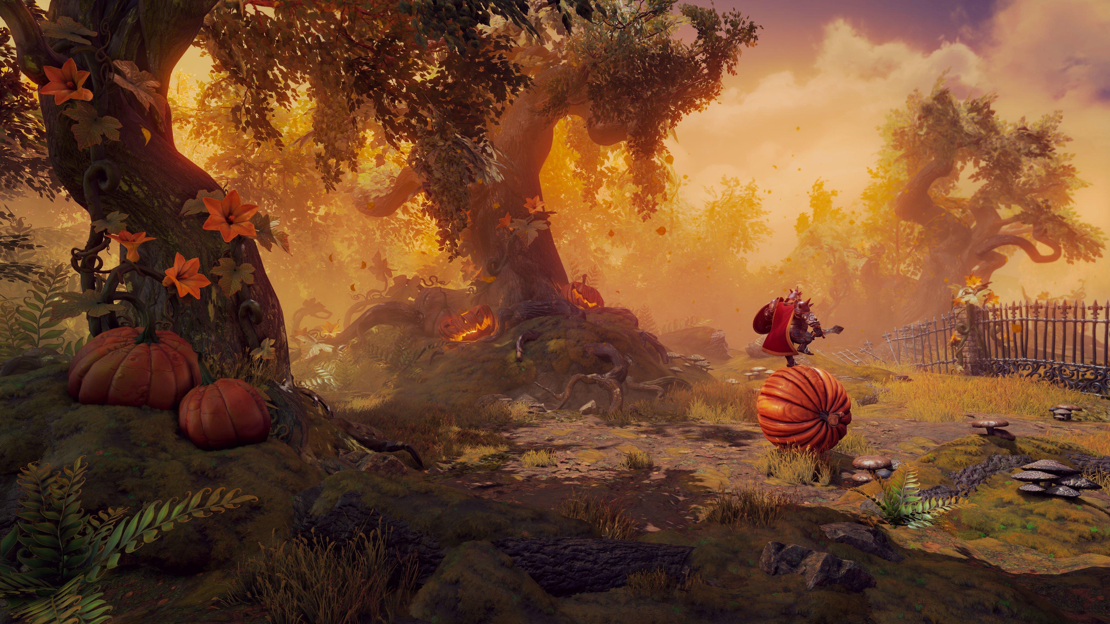Dobra nowina dla fanów gier przygodowo-platformowych. Nadchodzi Trine 4: The Nightmare Prince
