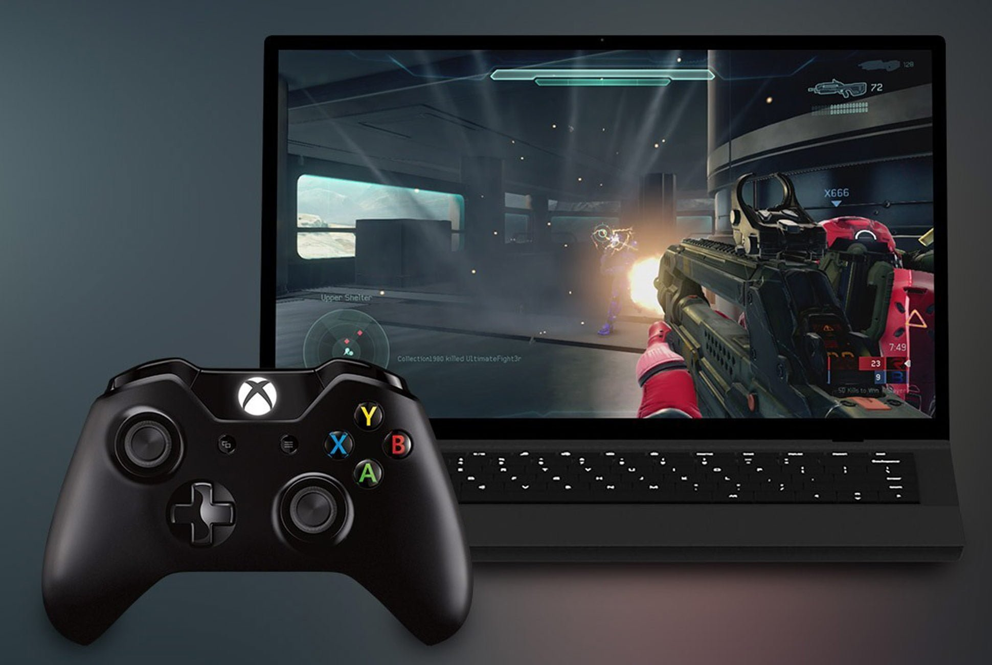 Tabletowo.pl Streamuj gry z PC na swoim Xbox One dzięki aplikacji Wireless Display Aplikacje Gaming Microsoft Nowości