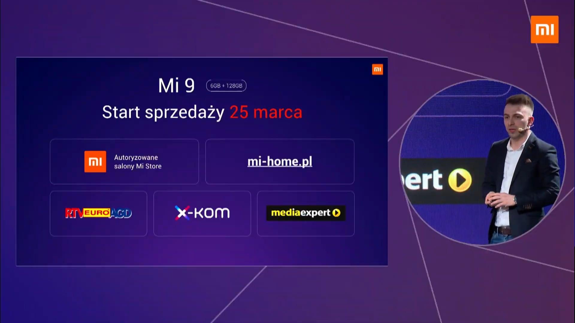 Xiaomi podało ceny flagowego Mi 9 w Polsce. Też będziecie zbierać szczęki z podłogi, gdy je zobaczycie!