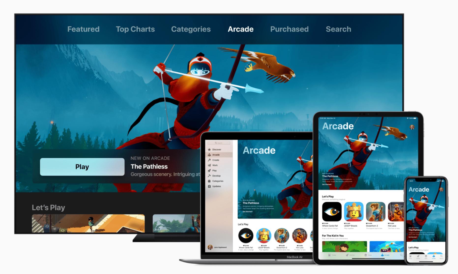 Apple wpompuje ogromne pieniądze w start swojej nowej platformy dla graczy - Apple Arcade 19